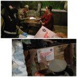 Tempat Usaha yang di  SP Tetap melanggar petugas Tutup sementara