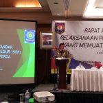 Kasat Pol PP DIY Hadiri Rapat Asistensi Pelaksanaan Penegakan Perda