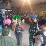 Giat Supervisi PPKM Level-3 Di DIY Oleh Satgas Bidang Pamgakkum